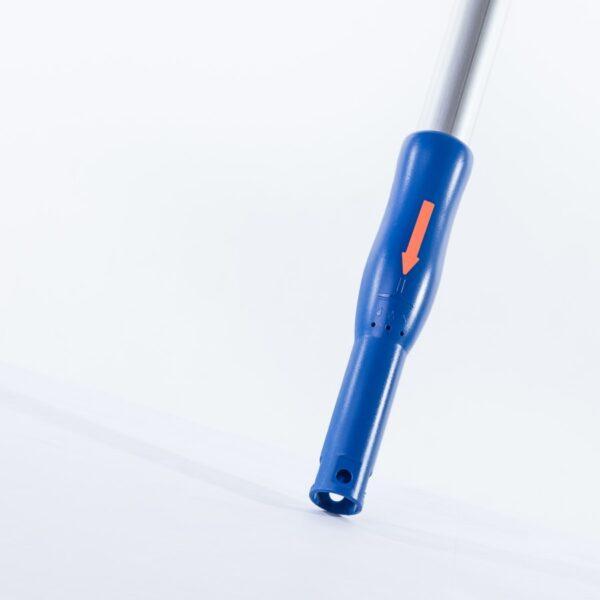 Sprühmop Profi inkl. Mopphalter 156 cm Alu WiWa Feudel