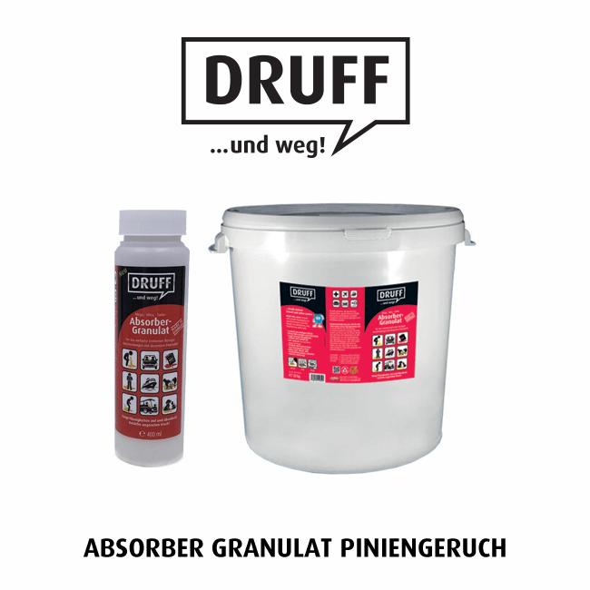 DRUFF-Absorber-Granulat-Intro