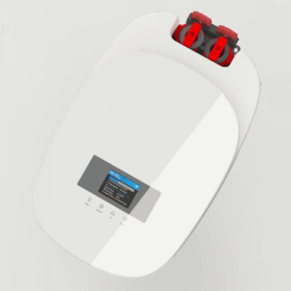 Wasserenthärtungsanlage JUST SOFT CS16H-1017