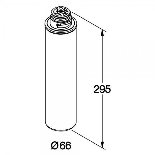 FT-87 Filterkartusche Remineralisierung und PH-Regulierung