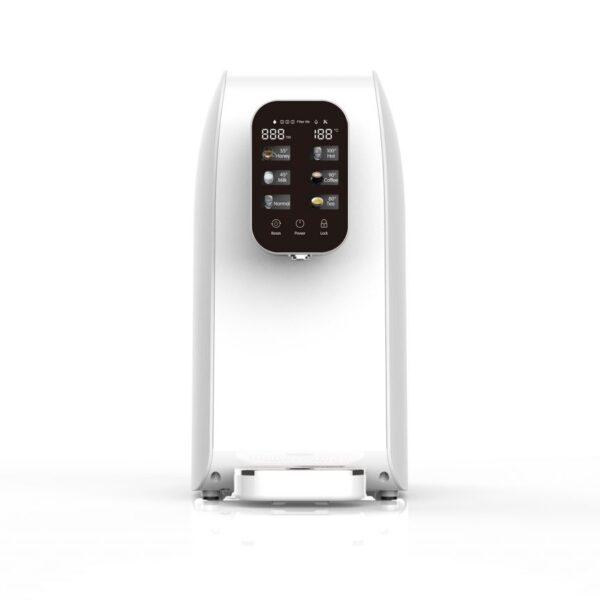 AORA Mobile-Umkehrosmoseanlage mit Heisswasserfunktion