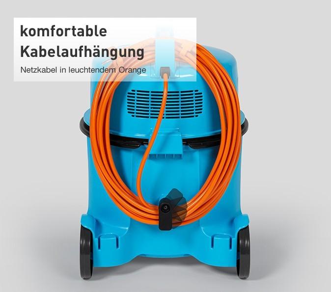 cv400pro blau detail 01 1 - HITACHI CV-400 PRO - The Next Generation - tütenlos (blau)