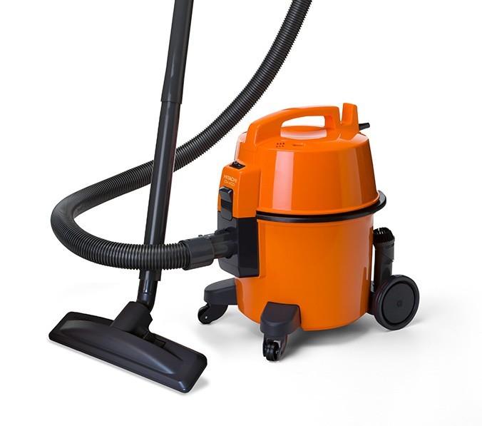 hitachistaubsauger cv 400 eco orange xl 1 - HITACHI CV-400 eco - Der neue Klassiker ohne Tüte (orange)