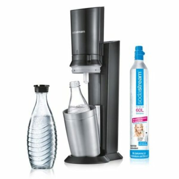 SodaStream Crystal Trinkwasser-Sprudler
