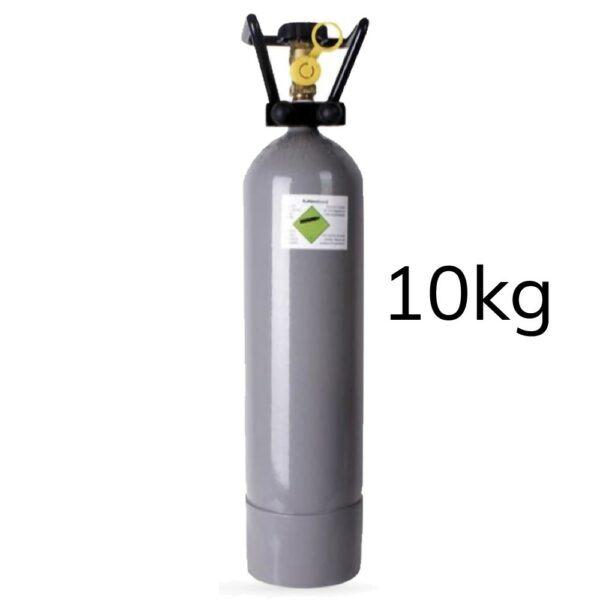 Eigentums CO2 Zylinder/ Flaschen befüllt,  10kg