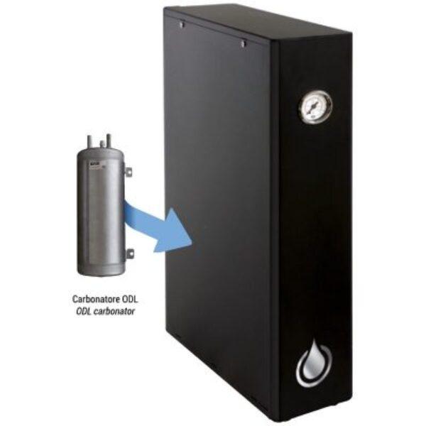 SENNA GAS RO Umkehrosmose-Sprudelanlage mit Kohlensäure versetzt