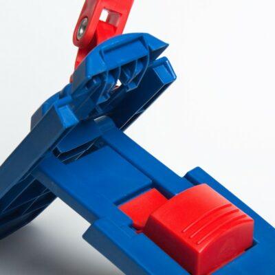 Sprühmop -Stiel 140 cm inkl. Mopphalter Duotex
