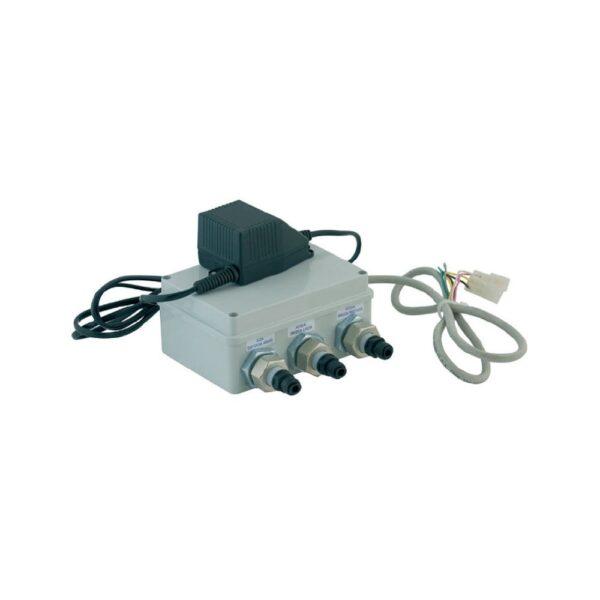 Magnetventil-Box / Steuerung für elektronische Armaturen