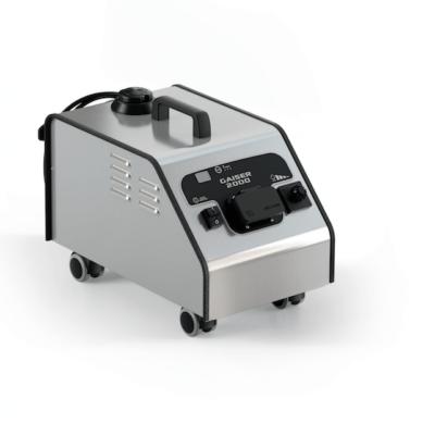 Dampfreiniger Michel Modell QV6-Edelstahl Profi