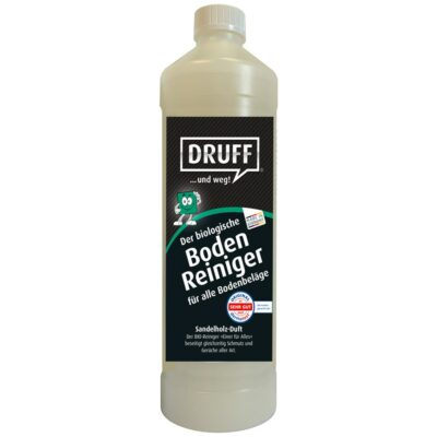 Druff Black-Line Boden Reiniger Sandelholz 1000ml