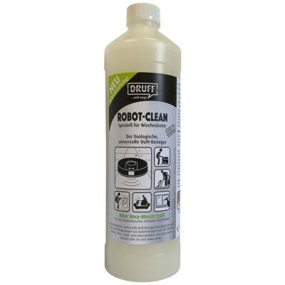 Robot-Clean der biologische, universelle Duft Reiniger(Aloe Vera Minze) - gebrauchsfertig