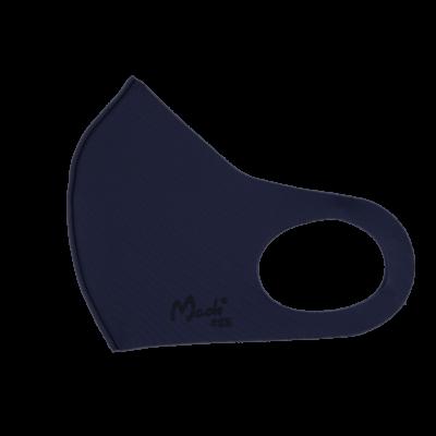 """XL- Fashionmaske """"Darkblue"""""""