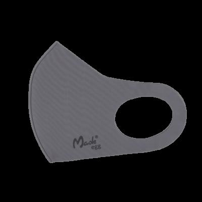 """XL- Fashionmaske """"grey"""""""