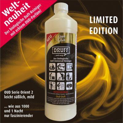 Sprüh&Wisch Konzentrat OUD-Orient leicht süßlich, mild 1L = (bis zu 10L)