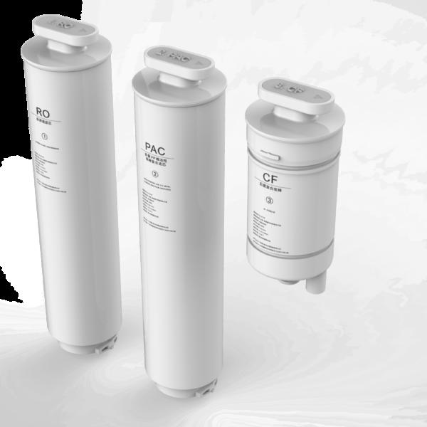 AORA – Filterpaket (1 RO, 2 PAC & 3 CF)