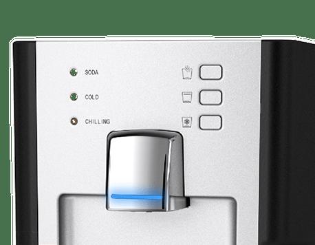 M102Hled - Auftisch-Trinkwassersystem SPRUDELUX® BLUE DIAMOND 1.0