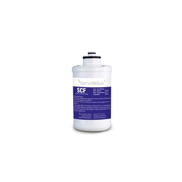 SCF SCALE CONTROL FILTER 4 Ersatzfilter für Sprudelux® Diamond Tafelwasseranlagen