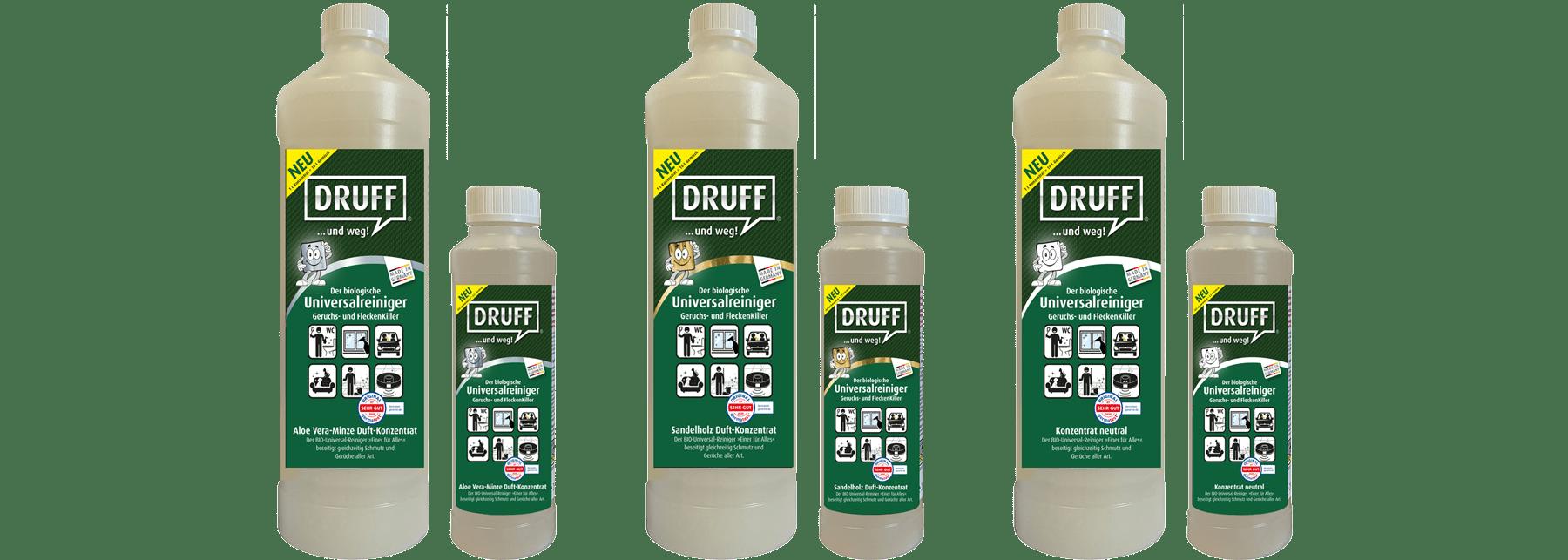 DRUFF Green-Line