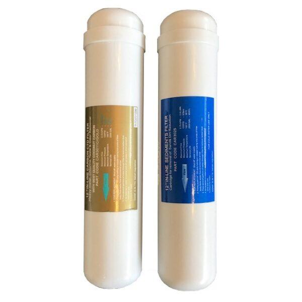 Ersatzfilter Umkehrosmose-Trinkwassersystem SPRUDELUX NUOVO