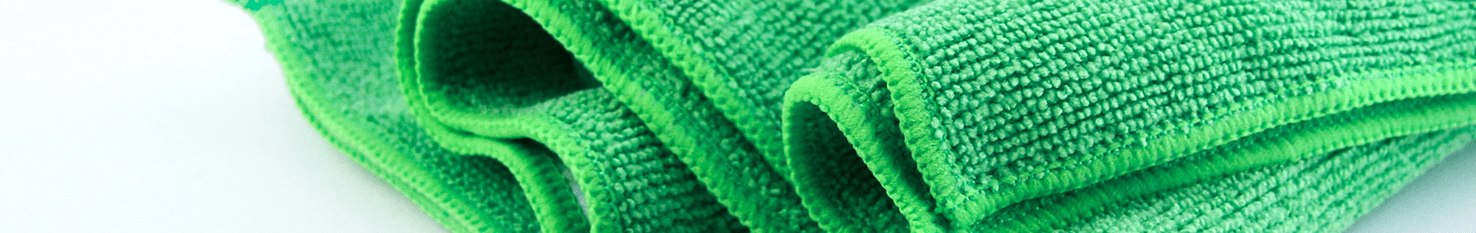image 1 - Microfasertuch Eco Basic grün
